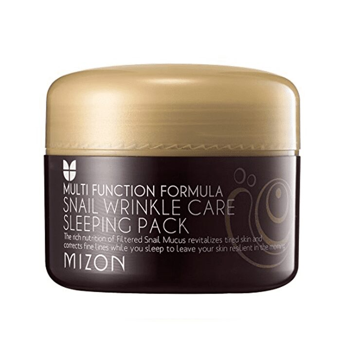 MIZON – Snail Wrinkle Care Sleeping Pack 80 ml