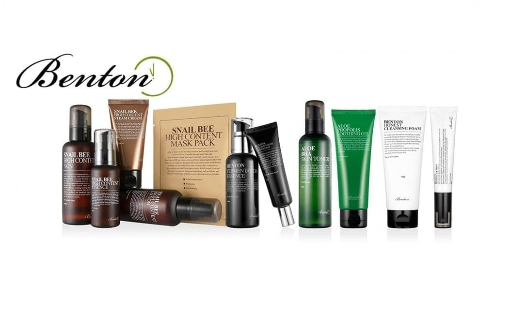 benton banner dove comprare cosmetici coreani online 1 Where to buy Korean cosmetics? Obvious! On KBC !